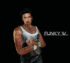 || Funky W. || (FunkyW) Tags: dj producer secondlife virtualworld music dance club scene real life