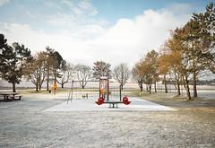 Parc de jeux (Stefan Bodar) Tags: france automne nikon raw hiver stefan neige parc couleur jeux d610 bodar