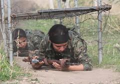 Kurdish YPG Fighters (Kurdishstruggle) Tags: ypg ypj ypgypj ypgkurdistan ypgrojava ypgforces ypgkmpfer ypgfighters ypgwomen servanenypg ypgkobani yekineynparastinagel kurdischekmpfer war warphotography warriors freekurdistan berxwedan freedomfighters azadi jinjiyanazadi jinenazad resistancefighters army defenceforces kmpfer revolutionary revolution revolutionarywomen isid kurdsisis comrades freiheitskmpfer struggle femalefighters feminism kurdishfemalefighters feminist womenfighters kurdishwomenfighters kobane kobani manbij rakka raqqa efrin rojava rojavayekurdistan westernkurdistan pyd syrianwar syriakurds krtsuriye kurdssyria kurd kurdish kurden kurdistan krt kurds kurdishforces syria kurdishregion syrien kurdishmilitary military militaryforces combat militarywomen isis kurdisharmy suriye kurdishfreedomfighters kurdishfighters fighters