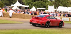 Hill Climb Winner (DamianWright22) Tags: car race speed 911 s racing turbo porsche supercar goodwood hillclimb feat 2016