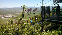 IMG_20160605_132744_238 (Aubrey Sun) Tags: park city utah ut rope course olympic