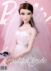 Barbie Magazine- JUNE 2016 (Plastic Beauty) Tags: barbie barbiedoll barbielook lea leadoll leabarbie barbiebride vintagebride vintagebarbiebride vintagebarbie doll dolls mattel 1960s fashiondoll