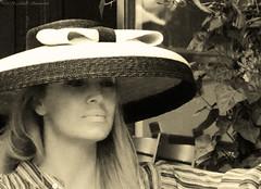 La Chapelire Bruxelles (Natali Antonovich) Tags: brussels portrait monochrome hat belgium belgique belgie hats lifestyle style charm tradition sablon reverie femininity dezavel sweetbrussels lachapelire mlaniemassoni lachapelirebruxelles hatisalwaysfashionable
