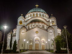Храм светог Саве (jamescastle) Tags: church architecture serbia christianity belgrade orthodox beograd byzantine easterneurope neobyzantine