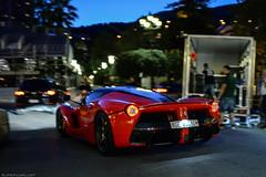 Ferrari LaFerrari (SupercarLust) Tags: monaco supercar casinosquare hypercar grandprixmonaco grandprixweekend ferrarilaferrari grandprix2016