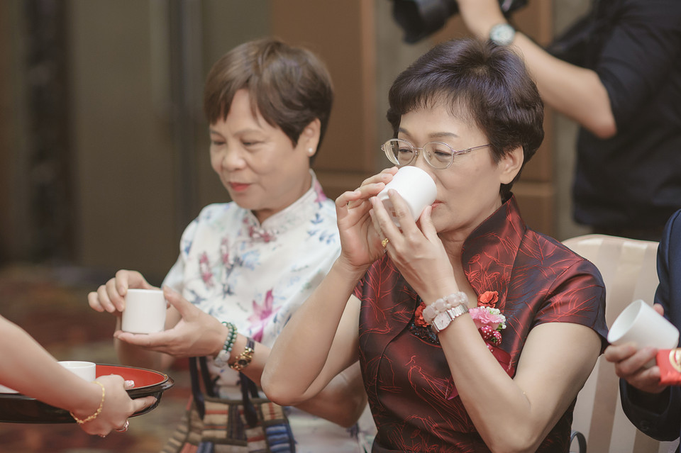 婚禮攝影-台南情定婚宴城堡永康館-23