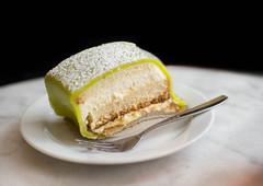 Cake (cuppyuppycake) Tags: food green cake dessert yummy