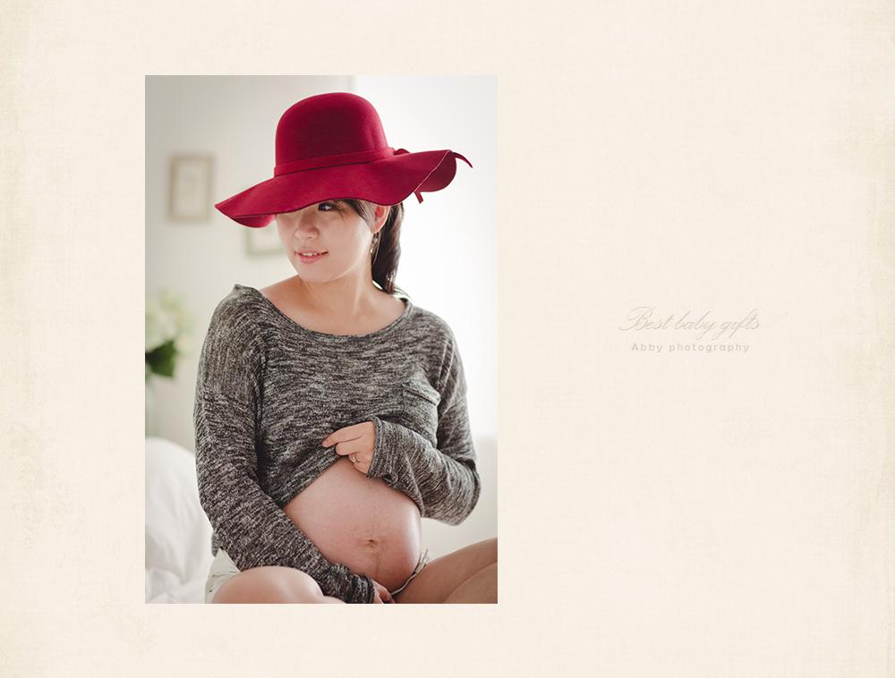 孕婦寫真分享女攝影師