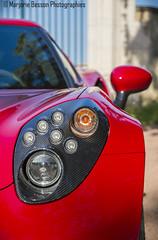 Alfa Romo (Marjorie Besson Photographies) Tags: automobile motors alfa romeo fja
