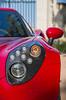 Alfa Roméo (Marjorie Besson Photographies) Tags: automobile motors alfa romeo fja
