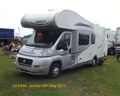 AE12 DLD (Peter Jarman 43119) Tags: fiat motorhome peterborough truckfest chausson ducato