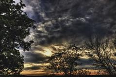 The end of a beautiful Day (Klaus Ficker) Tags: sunset kentucky mygearandme mygearandmepremium mygearandmebronze photographyforrecreationeliteclub klausficker