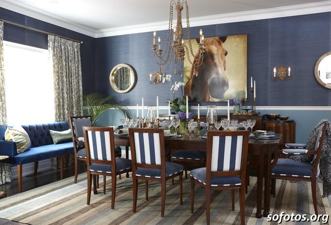Salas de jantar decoradas (10)