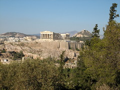 156 - Parthenon from Filopappas Hill (Scott Shetrone) Tags: other events places athens parthenon greece monuments acropolis 5th anniversaries