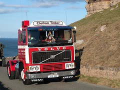 JZG 366  Volvo F12  Chetham Timber (wheelsnwings2007/Mike) Tags: volvo timber f12 jzg 366 chetham
