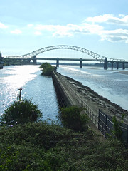 DSCF7674 (keeno82uk) Tags: bridge runcorn widnes runcornbridge