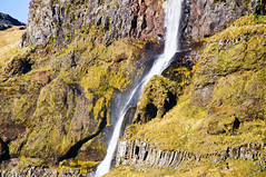 Iceland Waterfall Ring Road (RobOutar) Tags: city autumn mountains fall water landscape volcano waterfall iceland october sony rob glacier geyser 2012 outar a55