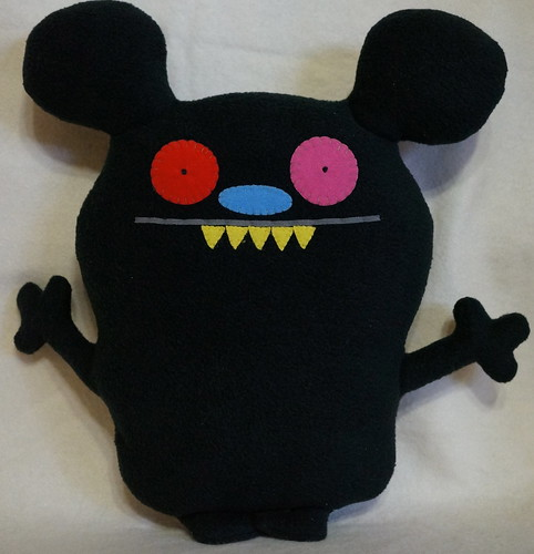 Uglydoll Handmade David Horvath and Sun Min - Big Brenny