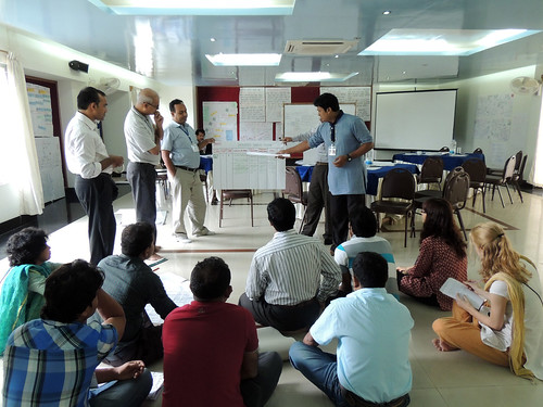 Community engagement training in Bangladesh. Photo by Mohammad Mahabubur Rahman, 2012.