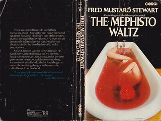 Fred Mustard Stewart - The Mephisto Waltz
