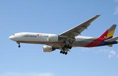 Asiana HL7742 (markjohnson319) Tags: ca san francisco crash sfo 200 boeing lax 777 asiana 2012 2013 772er hl7742
