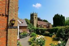 St Giles, Haughton (Ugborough Exile) Tags: uk england nikon staffordshire midlands stafford d800 haughton 2013 nikon2470mm