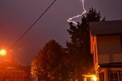 DSC_0025 (Michael P Bartlett) Tags: rain bulb night lightning storms longexposers timeexposers