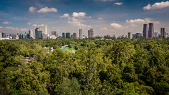 Mexico City (Ramon Borquez) Tags: city sky color mxico forest landscape df ciudad paisaje bosque cielo hdr polanco chapultepec