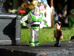 Dr who meeting buzz light year