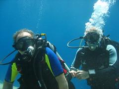 shraga (acmt2001) Tags: sea fish sport coral aqua underwater  redsea scuba diving reef eilat aquasport