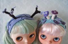 night forest headbands
