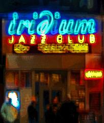 Iridium Jazz Club - Version #2; New York, New York (hogophotoNY) Tags: city nyc newyorkcity urban ny newyork club night digital fuji famous jazz landmark clubs jazzclub nite e550 eastcoast nystate iridium iridiumjazzclub newyorklandmark fujifilme550 hogo hogophoto newyorkcityjazzclub jazzclubnewyorkcity