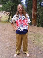 Organic Cotton US Grown Yoga Pants
