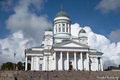 Senate Square. Helsinki, Finland (1 Aug 2013) (Vinchel) Tags: finland square helsinki sony senate rx100