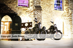 Harley Davidson Iron 883 by Justin Krause (Justin Krause) Tags: new old southwest castle beautiful bike canon amazing iron long exposure moody drawing room working machine social somerset harley knights stunning rest mean 28 vs satin now davidson winch motorcyle taunton 6d 883 2470