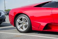 Lamborghini Murcielago LP640 Roadster (CLtotheTL32) Tags: italian fast exotic lamborghini awd sportscar v12 pirelli exoticcar lamborghinimurcielago lp640 murcielagoroadster lp640roadster redlamborghini lamborghinimurcielagolp640roadster egear pirellipzero lamborghinishield