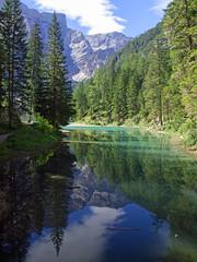 Der Pragser  Wildsee in  Südtirol (Ostseetroll) Tags: geo:lat=4670029334 geo:lon=1208818406 geotagged pragserwildsee südtirol dolomiten alto adige lakeprags lakebraies lagodibraies