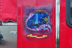 Garfield Fire Department Truck 4 (Triborough) Tags: truck newjersey nj firetruck fireengine ladder wildwood tiller spartan gfd capemaycounty ladder4 truck4 garfieldfiredepartment