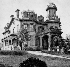 Executive Governor's mansion  albany ny  late 1800s (albany group archive) Tags: albany ny executive mansion governors late 1800s oldalbany history