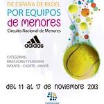 CtoEspaña Clubes Menores Nov13