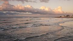 Cloudy Day (aminefassi) Tags: ocean africa sea copyright mer seascape beach landscape lumix day mare cloudy playa zee atlantic panasonic morocco plage  costal rabat photographe sablesdor temara gf3 gx1 harhoura 14mmf25 aminefassi