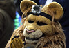 The lion shoots GOPRO (blightylad1) Tags: camera lion mascot extras toylion gopro goprocamera