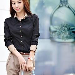 เสื้อเชิ้ต+กางเกงทำงานแฟชั่นเกาหลีแบบใหม่สวยเข้าชุด นำเข้า ไซส์XL พร้อมส่ง กางเกง ทำงาน แฟชั่นเกาหลี ฟอร์มทำงาน พร้อมเข็มขัด นำเข้า ไซส์XL สีกากี - พร้อมส่งMI533 ราคา 995บาท รหัสสินค้า : MI533 ไซส์ XL : ยาว 99 เอว 78 สะโพก 100 ซม. วัสดุ : Cotton Premium B