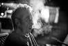 (Sia A) Tags: blackandwhite cloud 50mm cigarette smoke smoking meet mangolandin effrafc 27thaugust2013