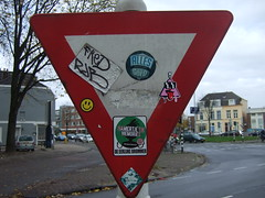 Stickers (The new style) Tags: holland dutch newcastle graffiti sticker inch stickers 2030 tns thenewstyle