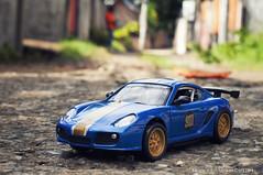 Porsche scale model (Rhannel Alaba) Tags: scale toy model nikon porsche d90 pido alaba rhannel