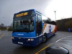 53291 - SSA 11X (Cammies Transport Photography) Tags: bus for volvo coach fife profile stagecoach glenrothes in inverkeithing plaxton halbeath x59 ferrytoll ssa11x pampr 53291