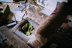 Abandoned Berlin, I (Simson_Petrol) Tags: city urban streetart berlin abandoned germany graffiti fuji decay urbanexploration vandalism fujifilm fujinon urbex embassey xpro1 vsco vscofilm