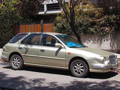 Subaru Impreza 1.8i Casa Blanca Wagon AWD 2001 (RL GNZLZ) Tags: wagon subaru impreza awd {vision}:{outdoor}=0908 {vision}:{sky}=0518 {vision}:{car}=0901 subarucasablanca imprezacasablanca
