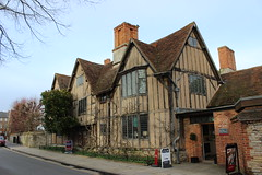 Hall's Croft (pegase1972) Tags: stratforduponavon uk house unitedkingdom england greatbritain europe explore explored